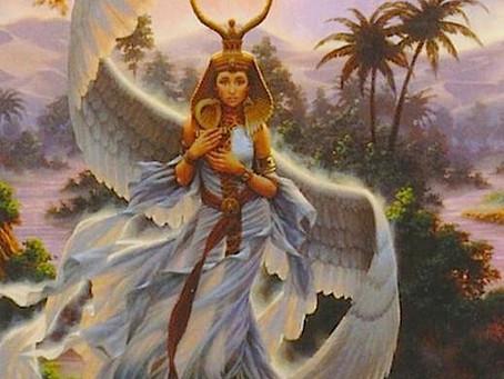 Goddess Isis - Magic & Wisdom