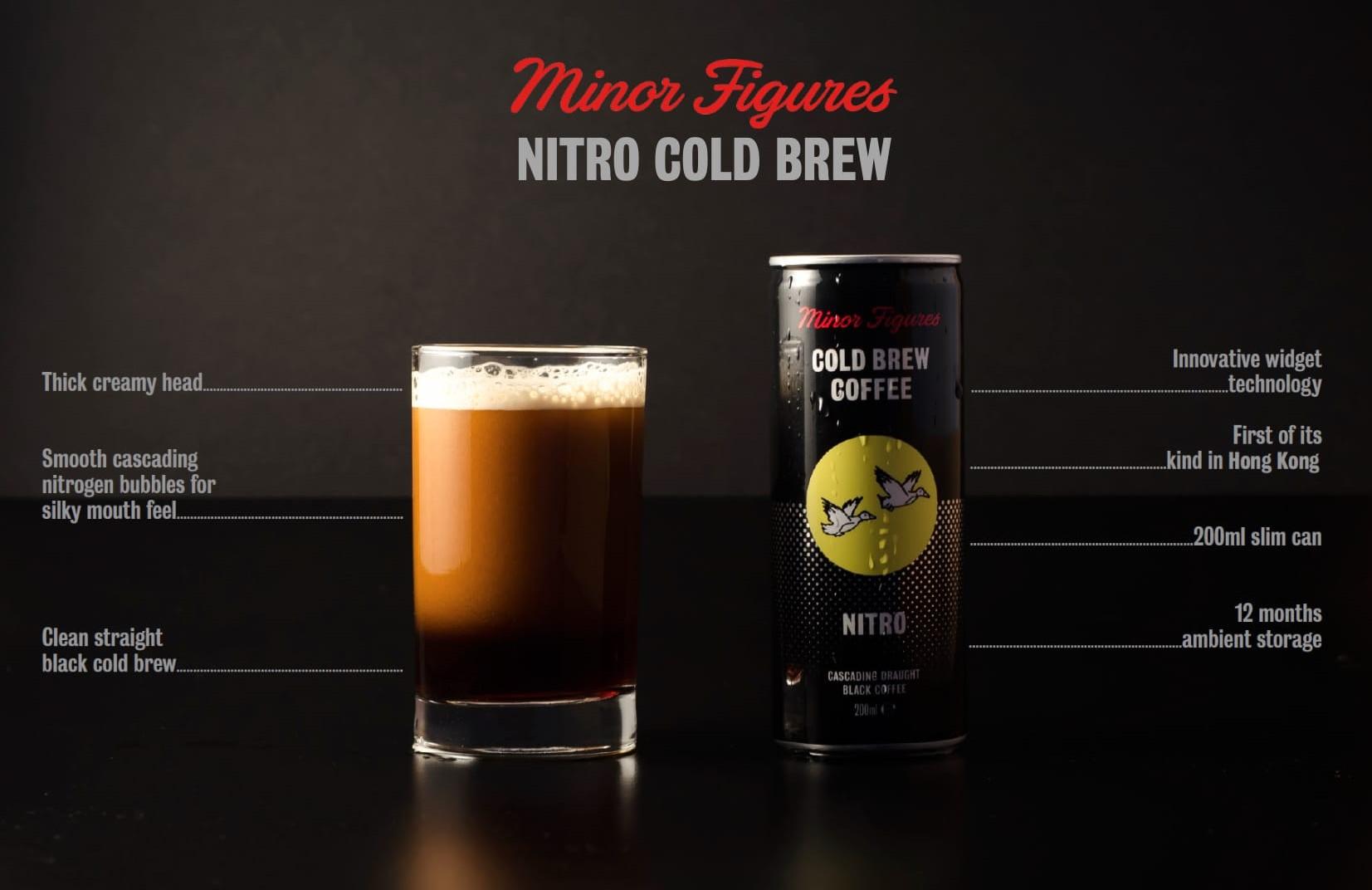 Black nitro latte 2018