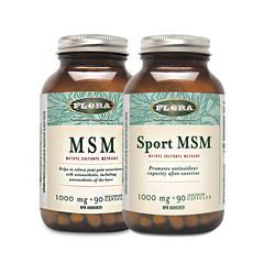 Flora MSM / Support MSM