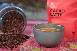 Hot Cacao Latte