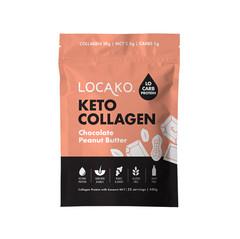 Keto Collagen - Chocolate Peanut Butter