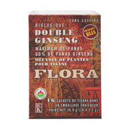 Flora Double Ginger Tea
