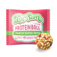 Luv Sum Peanut Butter Berry Protein Ball