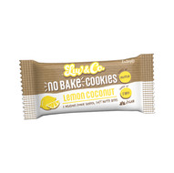 Luv Sum No-Bake Lemon Coconut Cookie