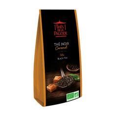 Black Tea w/ Caramel