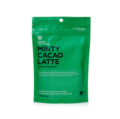 Minty Cacao Latte