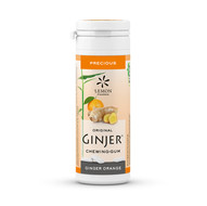 Ginger Chewing-Gum: Ginger & Orange