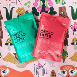 Cacao Lattes