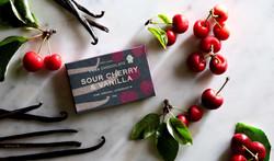 pana sour cherry vanilla styled