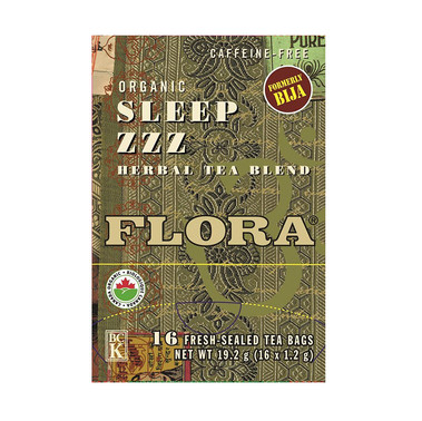 Flora Sleep ZZZ Tea