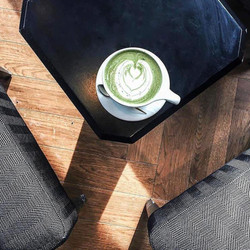 Matcha mornings in Montreal