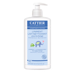 Cattier Baby Liniment Cleansing Milk (For nappy change)