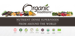 Organic Traditions backdrop