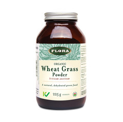 Flora Wheat Grass Powder