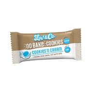 Luv Sum No-Bake Cookies'n Cream Cookie
