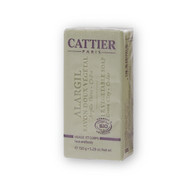 Cattier Green Clay Vegetable Soap