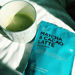 Matcha & Cacao Latte