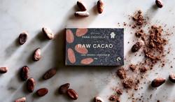 pana raw cacao styled