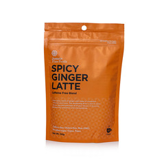 Spicy Ginger Latte