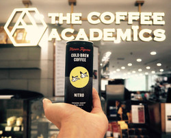 At The Coffee Academic