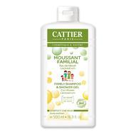 Cattier Family shampoo & shower gel
