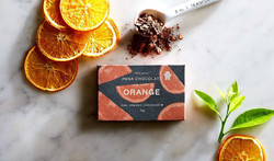 Pana orange styled