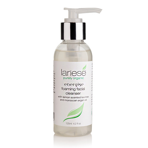 Foaming Facial Cleanser w/ Argan Oil