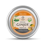 Ginger Lozenge: Ginger & Orange