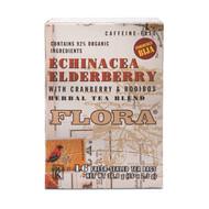 Flora Echinacea Elderberry Tea