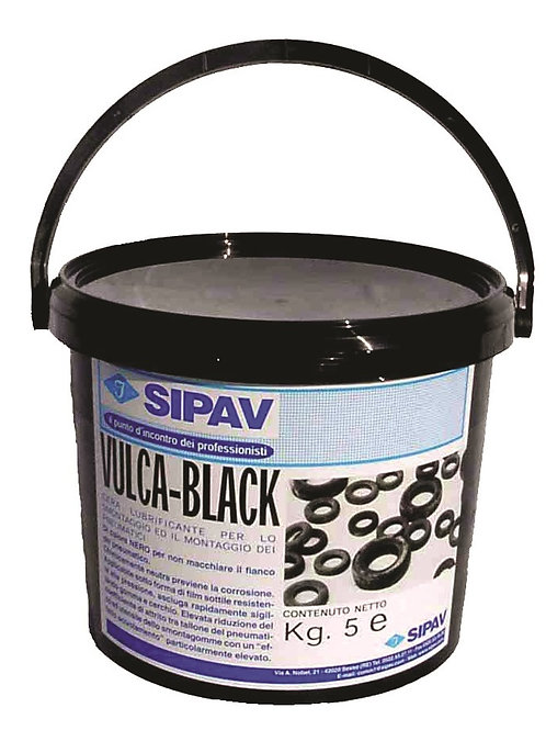 02D1C0030 - VULCA-BLACK kg. 5