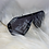 Thumbnail: Oversized F Letters Tint Aviator One Piece Sunglasses