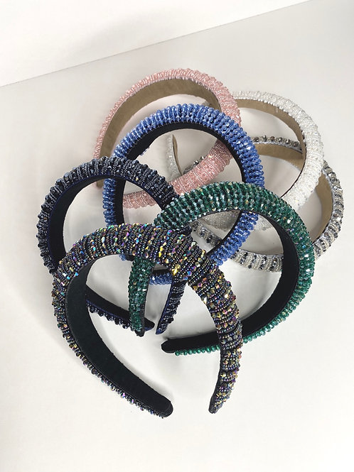 Beaded Headbands Hair Hoop