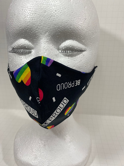 Be Proud Mask
