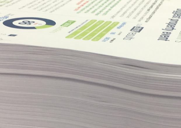 Pile of printing