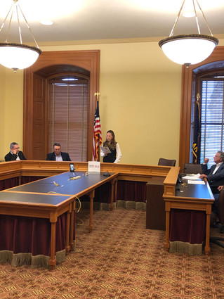 KCA Requests Kansas Legislature  Support Disqualifying KLA as QSBC