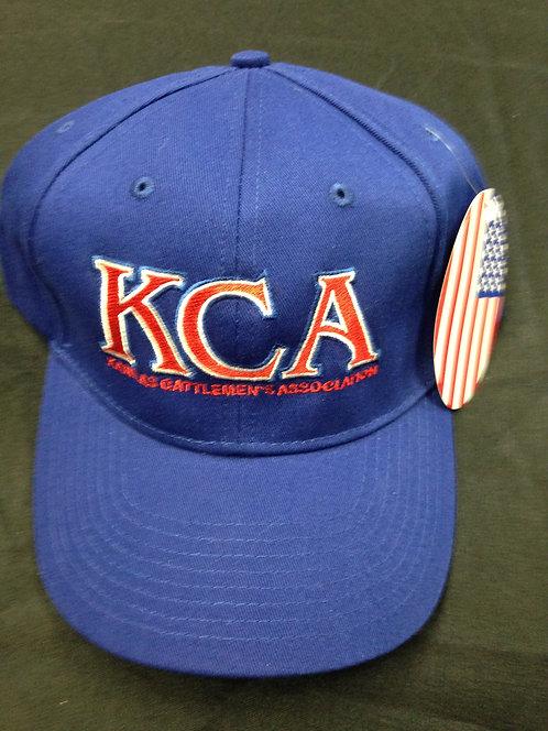 KCA Cap (Royal Blue)