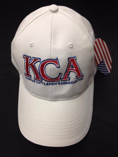 KCA Cap (White)