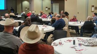 Kansas Cattlemen's Association Hosts Final Regional Meeting of 2017