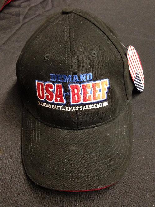 Demand USA BEEF Cap (Black)
