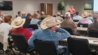 Animal Health Commissioner Provides Updates During KCA Regional Meeting