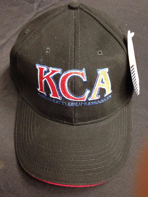 KCA Cap (Black)