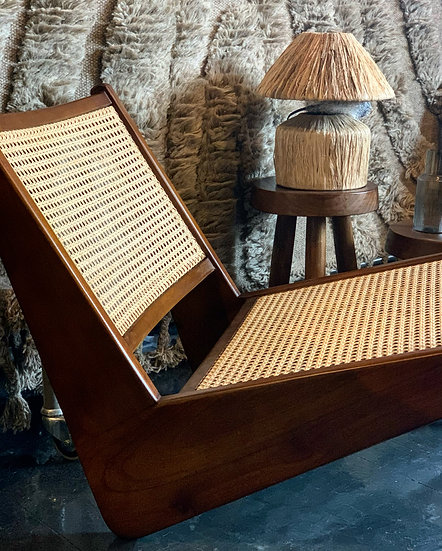 Detjer Kangaroo Chair teak