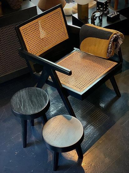 Detjer Lounge Chair black