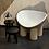 Thumbnail: Roly Poly Armchair white (concrete)