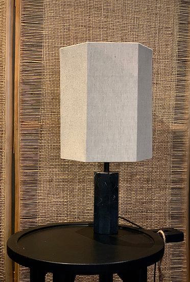 Marble Lamp - Beige