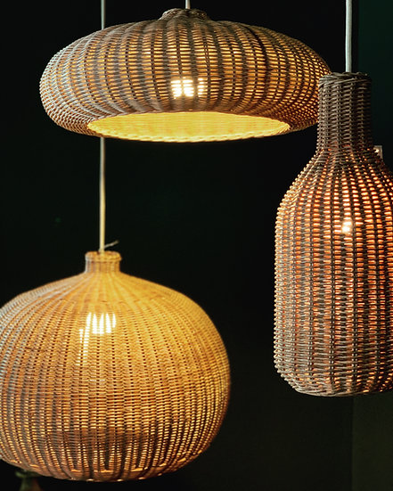 Braided Lamps
