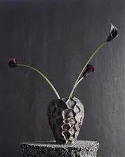 Waben Vase