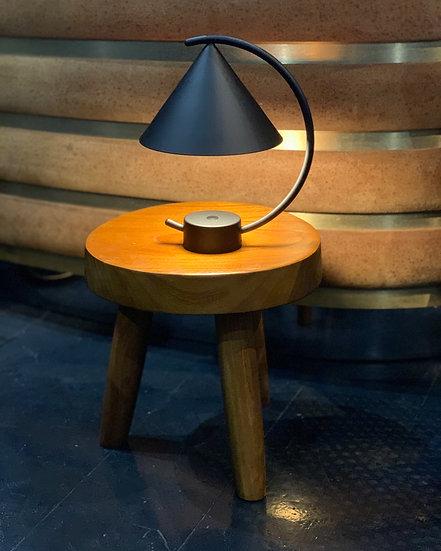 Meridian Lamp black