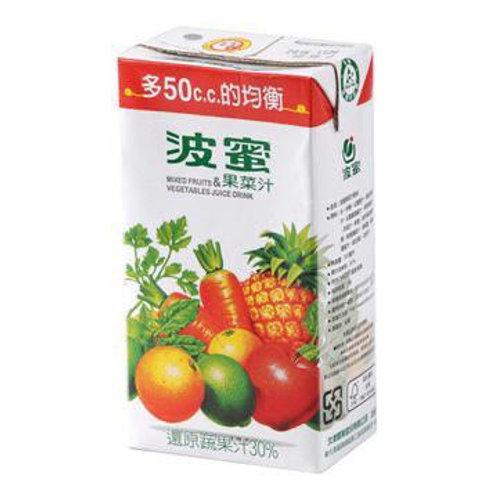 果菜汁(6包裝)(每包300ml)(買滿$2000免運費,離島除外)