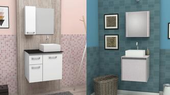 Nova linha de banheiros daCozimax
